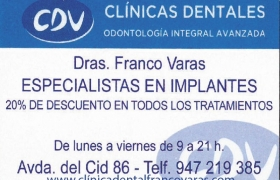Clínica dental Franco Varas